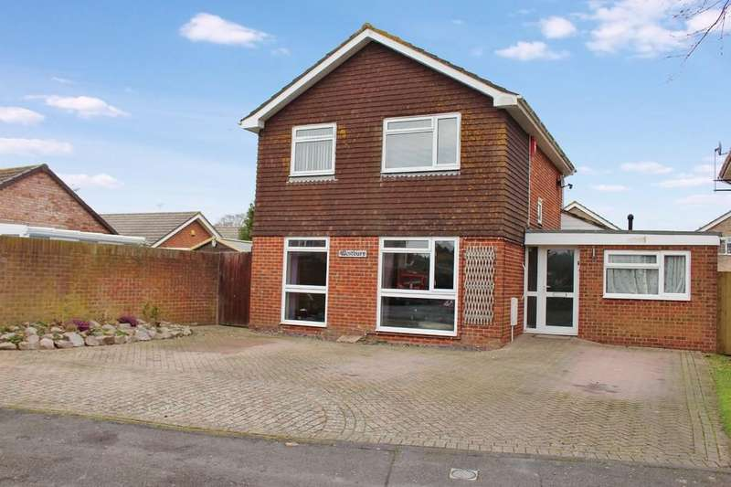 4 Bedrooms Detached House for sale in Walkers Lane North, Blackfield