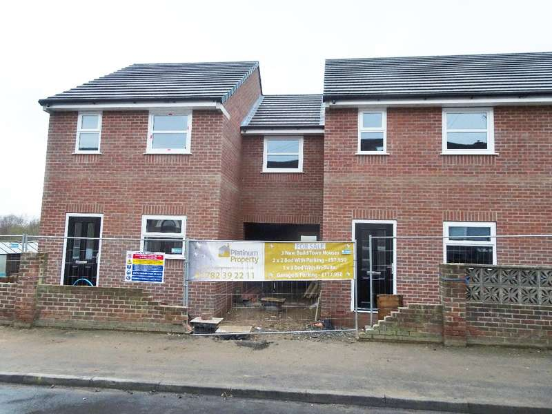3 Bedrooms Town House for sale in Plot 2, Manor Street, Fenton, ST4 2JB