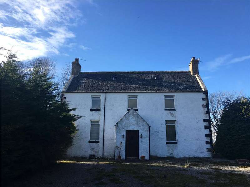 3 Bedrooms Unique Property for sale in Culdoich, Culloden Moor, Inverness, IV2