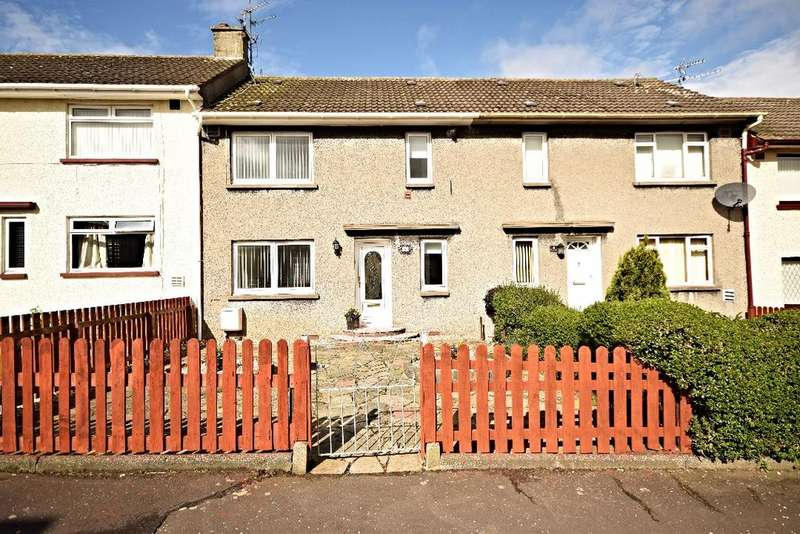 2 Bedrooms Terraced House for sale in Raggithill Avenue, Mossblown, Ayrshire, KA6 5BP