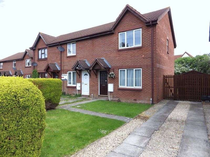 3 Bedrooms Terraced House for sale in Foxcroft Close, Bradley Stoke