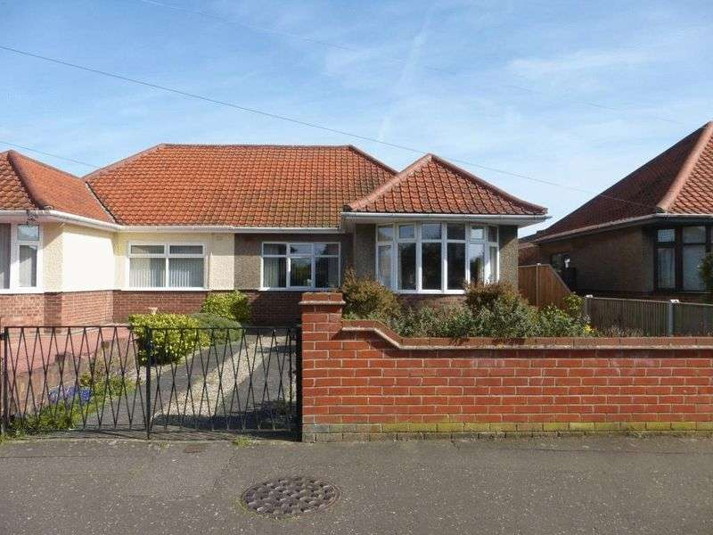 2 Bedrooms Semi Detached Bungalow for sale in Gorleston-on-Sea