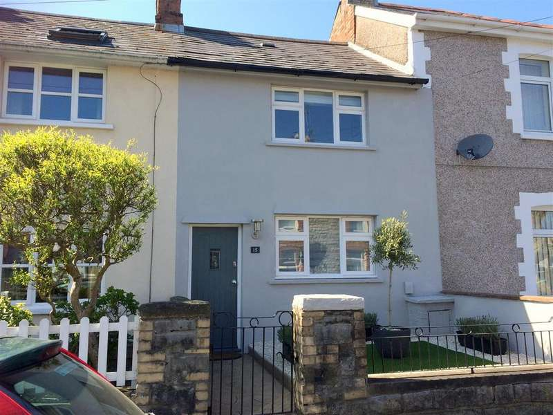 2 Bedrooms Terraced House for sale in Grove Terrace, Penarth
