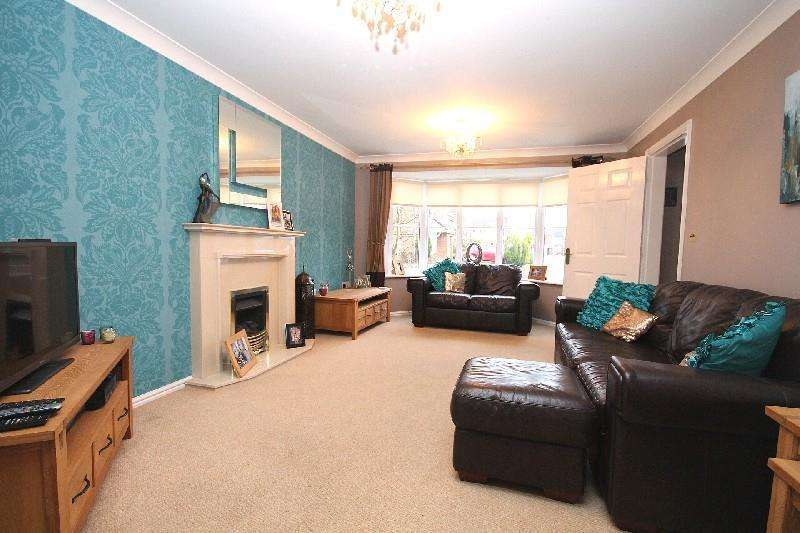 4 Bedrooms Detached House for sale in Aspen Close, Middlestone Moor