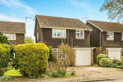 4 Bedrooms Detached House for sale in Rectory Close, Marsh Gibbon, Bicester, Oxfordshire