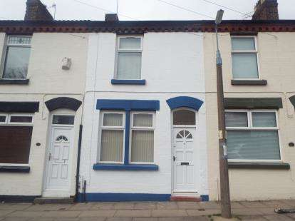 2 Bedrooms Terraced House for sale in Tramway Road, Aigburth, Liverpool, L17