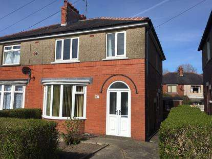3 Bedrooms Semi Detached House for sale in Bowerham Road, Lancaster, LA1