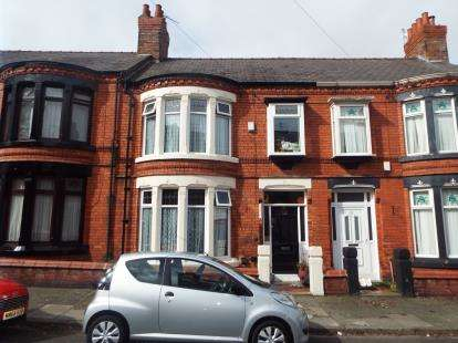 3 Bedrooms Terraced House for sale in Hampstead Road, Kensington, Liverpool, Merseyside, L6