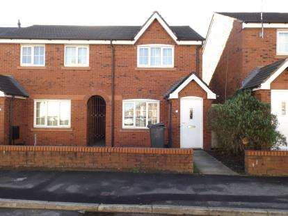 2 Bedrooms Mews House for sale in Claude Street, Warrington, Cheshire, WA1