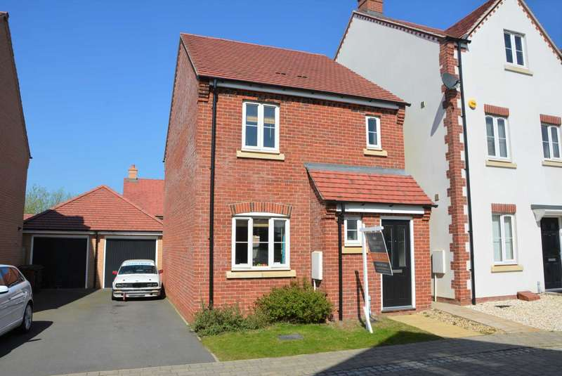 3 Bedrooms Detached House for sale in Ashby Mews, Middlemore