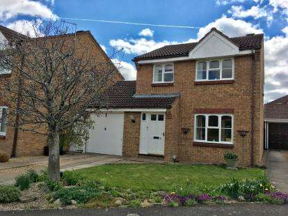 3 Bedrooms Detached House for sale in Taunton, Somerset