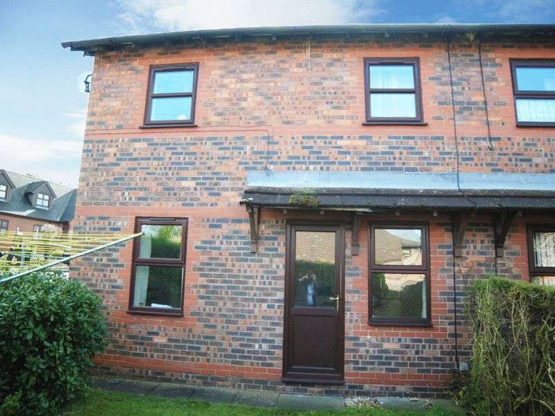 1 Bedroom Flat for sale in Maryfield Walk, Penkhull, Stoke-on-Trent, ST4 5JW