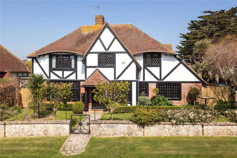 4 Bedrooms Detached House for sale in The Thatchway, Rustington, West Sussex, BN16