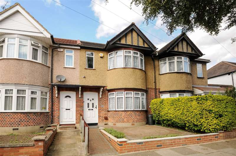 3 Bedrooms Terraced House for sale in Seaton Gardens, Ruislip Manor, Middlesex, HA4