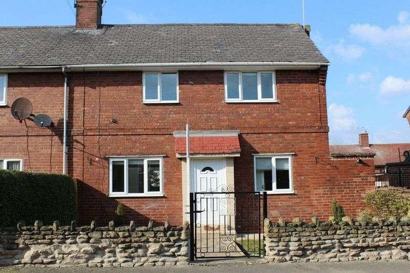 3 Bedrooms Semi Detached House for sale in Wentbridge Road, Pontefract