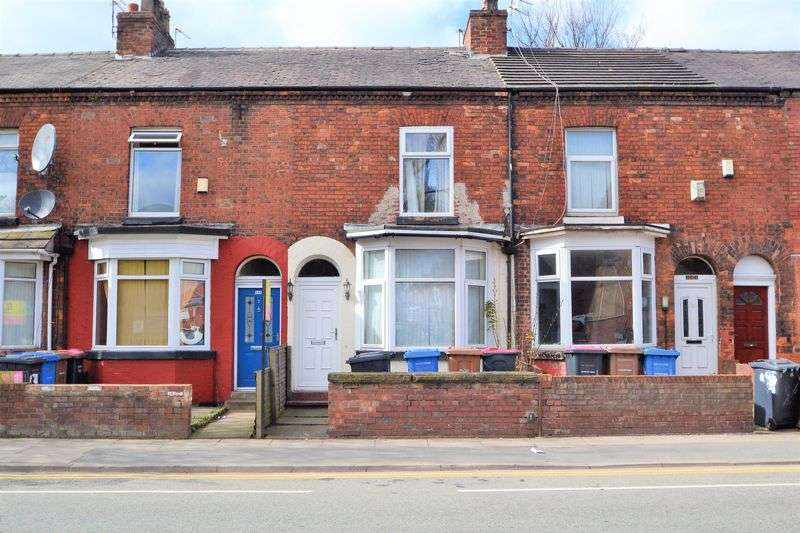 3 Bedrooms Terraced House for sale in Liverpool Road, Manchester
