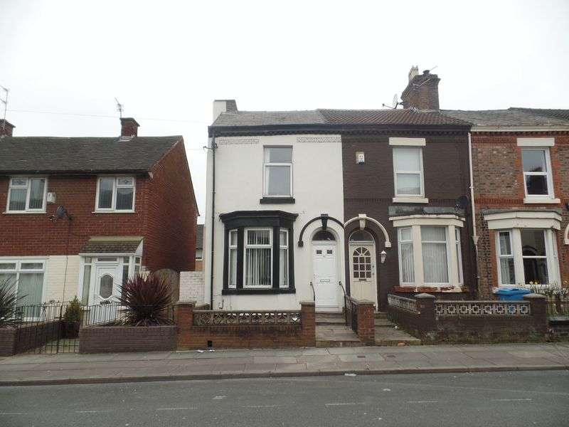 2 Bedrooms House for sale in 87 Chirkdale Street, Liverpool
