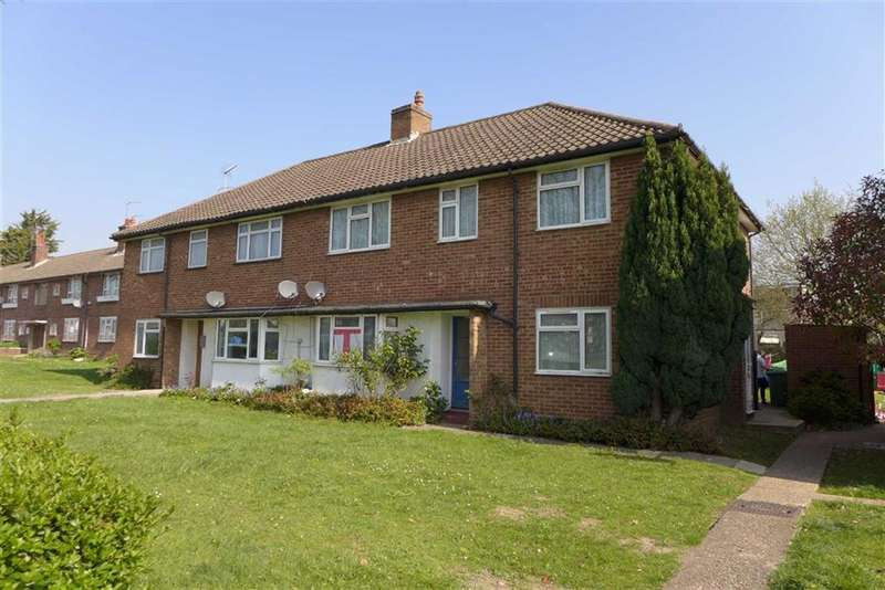 2 Bedrooms Maisonette Flat for sale in Kenton Lane, Harrow, Middx