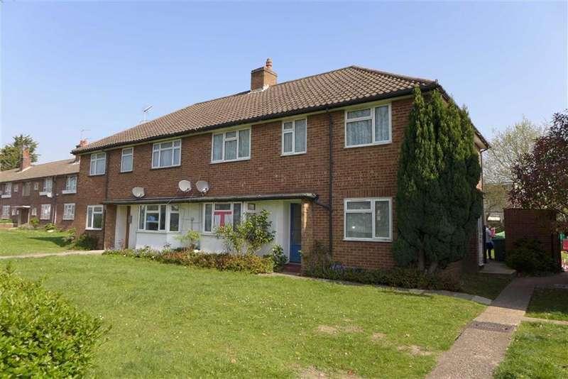 2 Bedrooms Maisonette Flat for sale in Kenton Lane, Harrow, Middx
