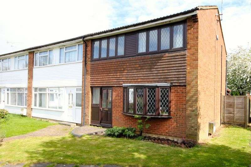 3 Bedrooms Terraced House for sale in Russell Close, Kensworth
