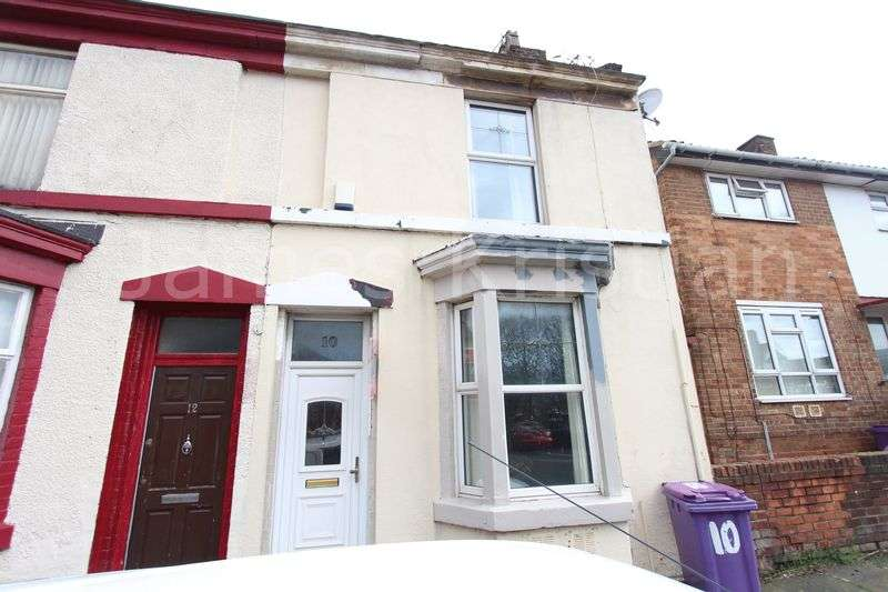 3 Bedrooms Terraced House for sale in Globe Street, Liverpool