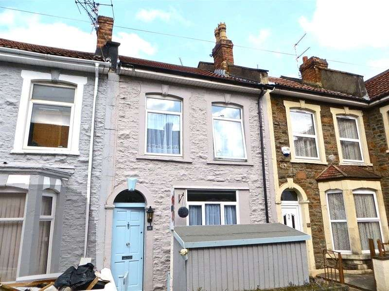 3 Bedrooms Terraced House for sale in Arthur Street, Redfield, Bristol BS5 9DU
