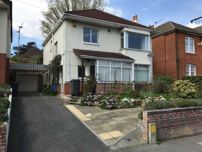 4 Bedrooms Detached House for sale in Charminster Road, Bournemouth