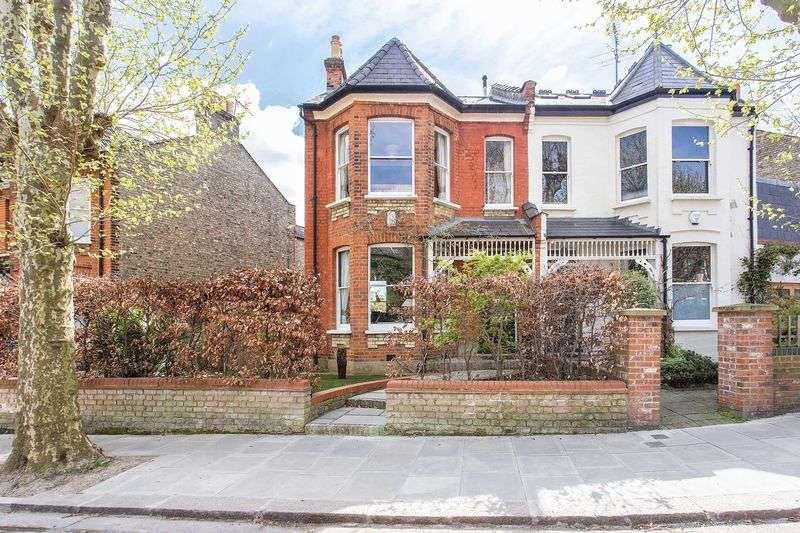 4 Bedrooms Semi Detached House for sale in Barrington Road, N8