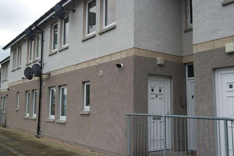 2 Bedrooms Flat for sale in Flat 3, 33 Balloch Road, Keith AB55