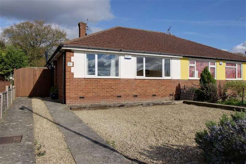 2 Bedrooms Semi Detached Bungalow for sale in Canterbury Walk, Cheltenham, Gloucestershire