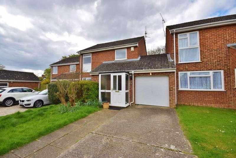 3 Bedrooms Link Detached House for sale in Worting, Basingstoke, RG23