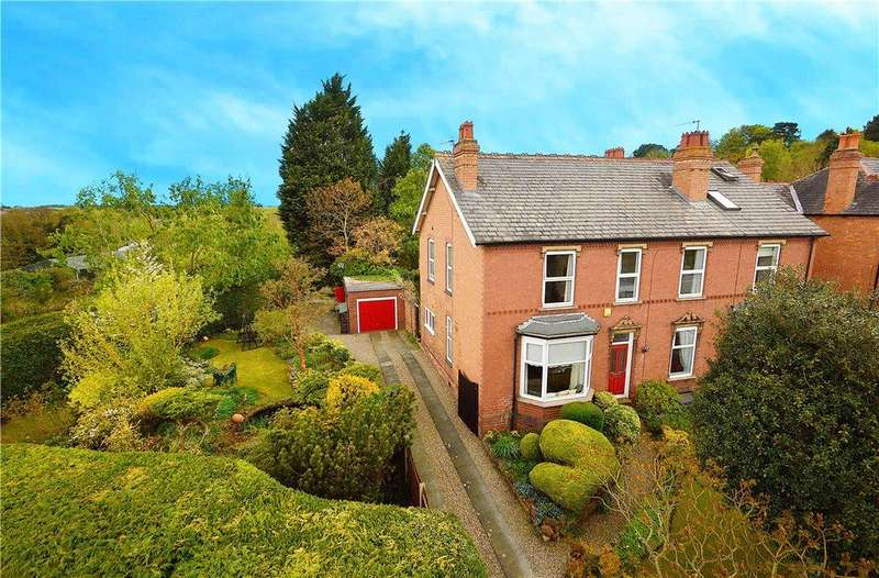 3 Bedrooms Semi Detached House for sale in Hartlebury Road, Stourport-on-Severn, DY13