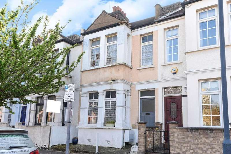 2 Bedrooms Terraced House for sale in Argyle Place, Hammersmith, W6