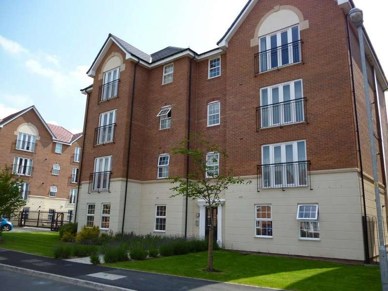 2 Bedrooms Apartment Flat for sale in Priory Chase, Pontefract