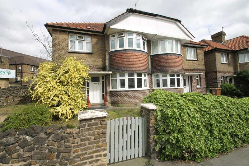 2 Bedrooms Maisonette Flat for sale in Danson Crescent, Welling, Kent, DA16 2AX
