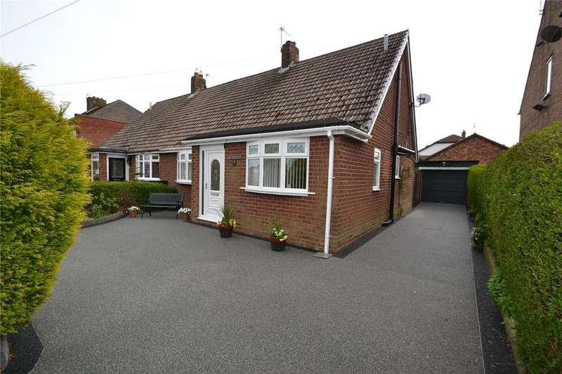 2 Bedrooms Semi Detached Bungalow for sale in Wellfield Road South, Wingate, Co. Durham, TS28
