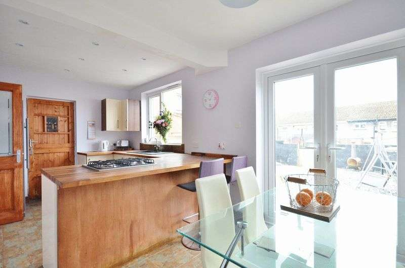 3 Bedrooms Semi Detached House for sale in Whinlatter Road, Whitehaven