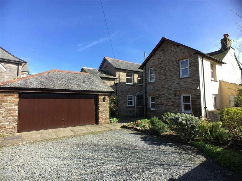 4 Bedrooms Detached House for sale in Chillington, Kingsbridge, Devon, TQ7