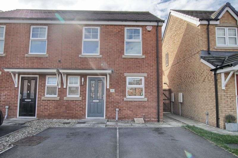 2 Bedrooms Semi Detached House for sale in Pacific Drive, Thornaby
