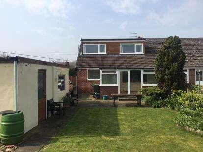 4 Bedrooms Bungalow for sale in Leachfield Road, Galgate, Lancaster, Lancashire, LA2