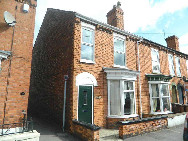 2 Bedrooms End Of Terrace House for sale in Kirkby Street, Lincoln