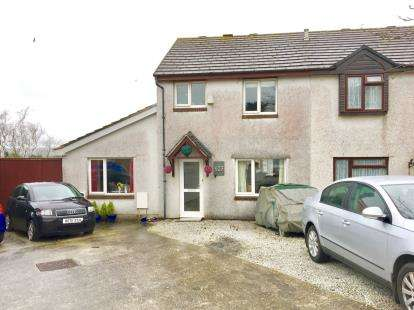 3 Bedrooms Semi Detached House for sale in Penryn, Cornwall