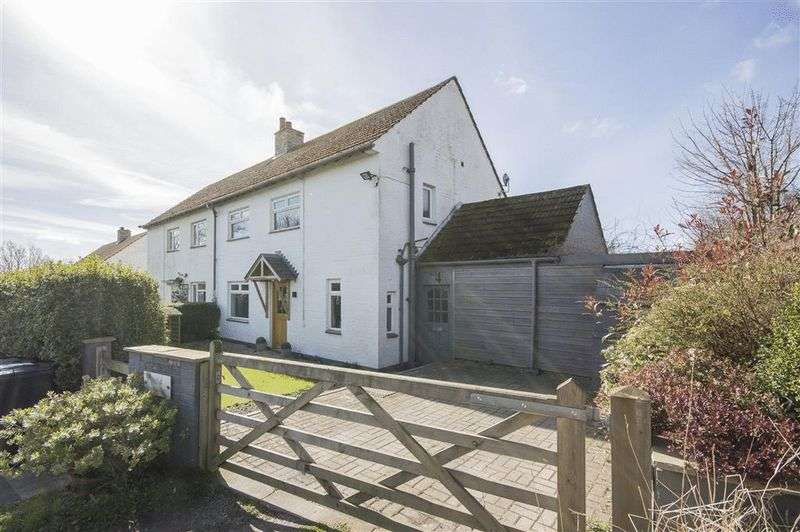 3 Bedrooms Semi Detached House for sale in Dunslaw Croft, Horsley