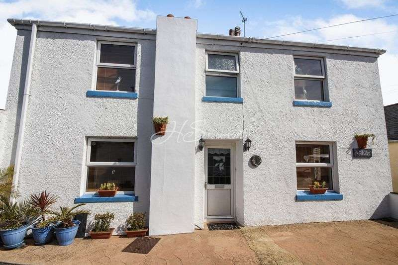 3 Bedrooms Semi Detached House for sale in Homefield Cottages, St. James Place, Torquay