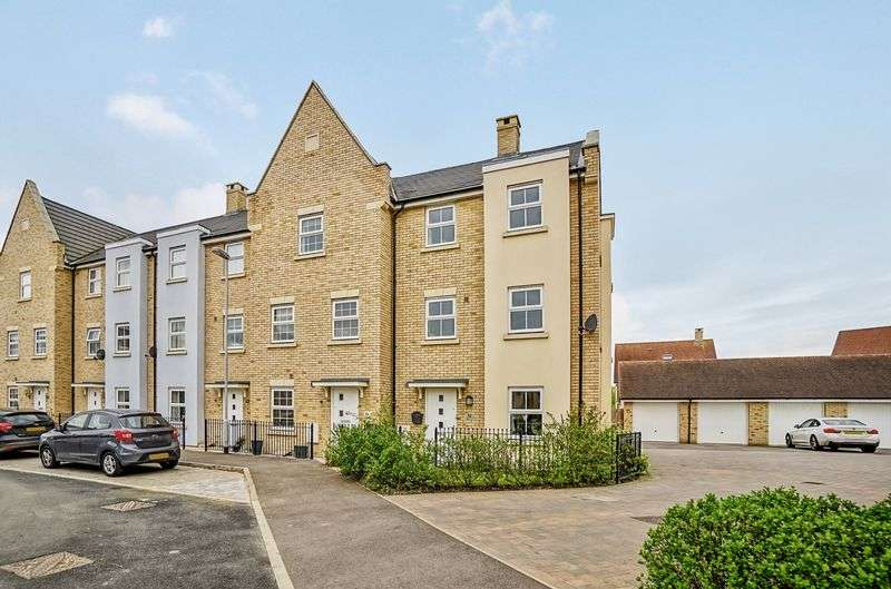 4 Bedrooms Terraced House for sale in Eynesbury, St Neots