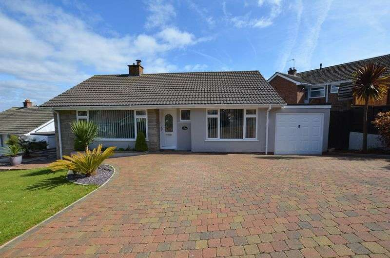 2 Bedrooms Bungalow for sale in LOWER FOWDEN, BROADSANDS, PAIGNTON