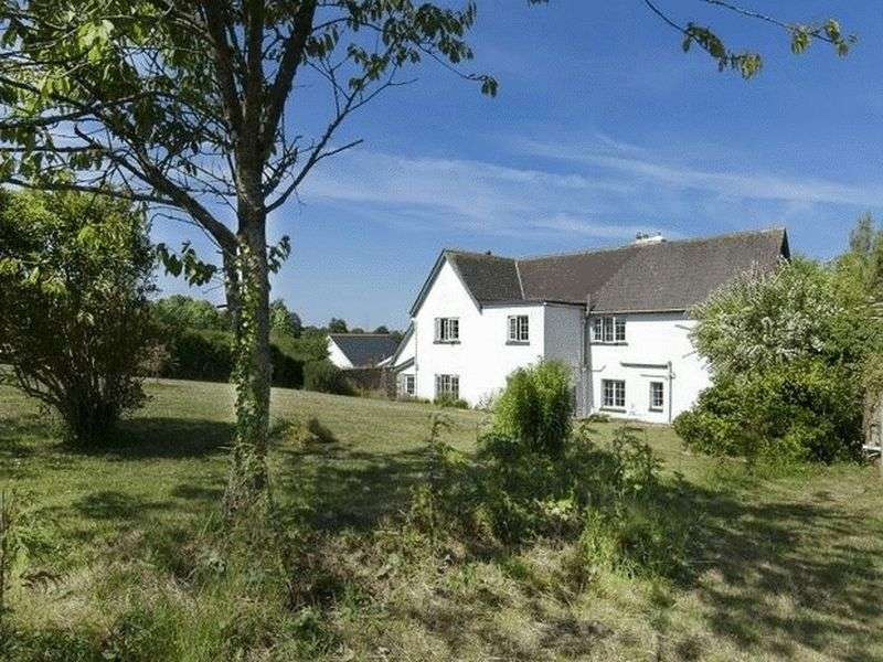 5 Bedrooms Detached House for sale in Whilborough, Newton Abbot, Devon