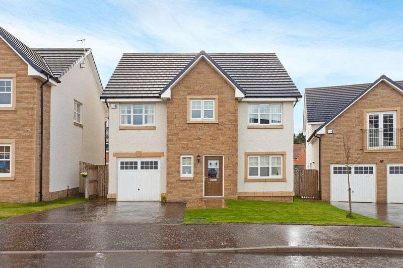 4 Bedrooms Detached House for sale in Porteous Place, Falkirk