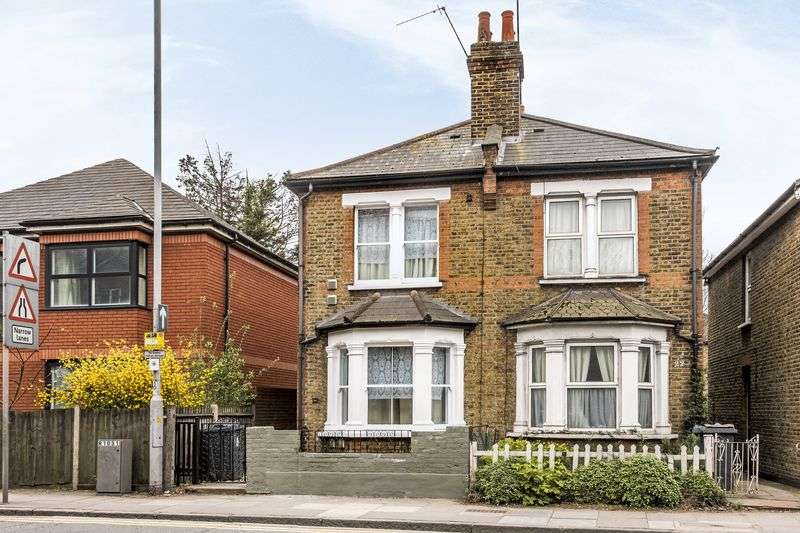 2 Bedrooms Semi Detached House for sale in Cromwell Road, Kingston Upon Thames, KT2
