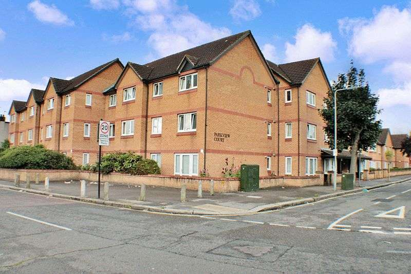 2 Bedrooms Retirement Property for sale in Parkview Court (Ilford), Ilford, IG2 7EQ